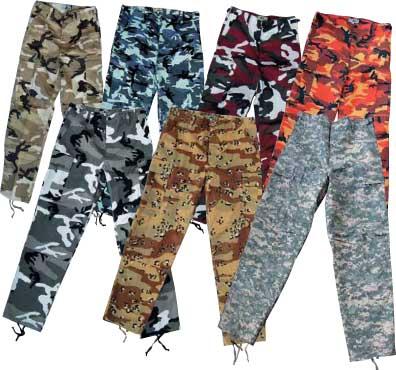 a1cdd05a830f ARMY nohavice - kapsáčové v SpikeStreetShop.sk