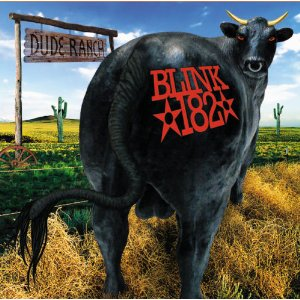 CD BLINK 182 - Dude Ranch