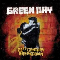 GREEN DAY - 21 st. Century Breakdown - 8. album v poradí od Green Day v SpikeStreetShop.sk