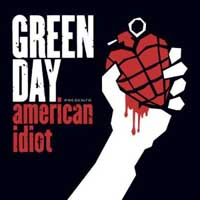GREEN DAY - American Idiot - siedmy album v poradí od Green Day v SpikeStreetShop.sk