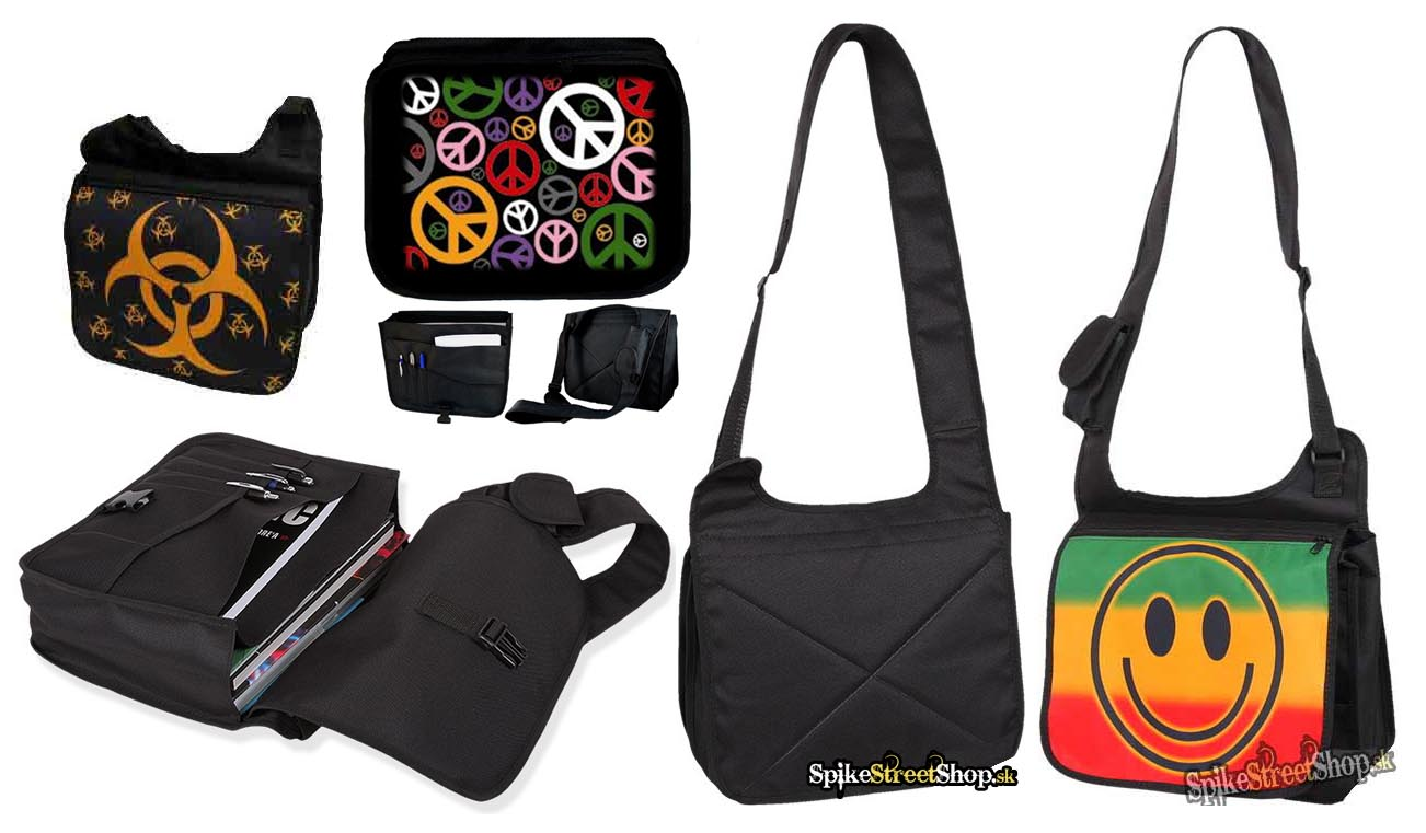 Dievčenské tašky cez plecia v SpikeStreetShop.sk 9b28c8b981d
