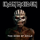 IRON MAIDEN - The Book Of Souls (3lp)