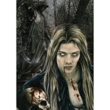 FANTASY MOTIVES - Vampire Girl 1 - puzzle
