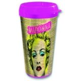 Hrnček MADONNA - Travel Mug - Celebration (Výpredaj)