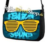 Retro taška FLOWER EVOLUTION - Ibiza Sound Street Bag