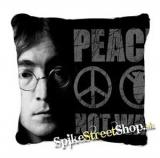JOHN LENNON - Peace Not War - vankúš
