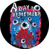 A DAY TO REMEMBER - Octopus Eye - odznak