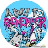 A DAY TO REMEMBER - Shaark Week - odznak