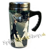 Hrnček BEATLES - Travel Mug - Abbey Road