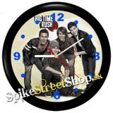 BIG TIME RUSH - Band - Motive 2 - nástenné hodiny