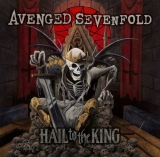 AVENGED SEVENFOLD - Hail To The King (2Lp-platňa)