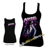 ASKING ALEXANDRIA - Coffin Girl - Ladies Vest Top
