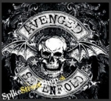 Fotonášivka AVENGED SEVENFOLD - Ancient Skull