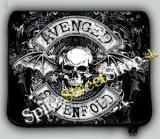 Púzdro na notebook AVENGED SEVENFOLD - Ancient Skull
