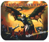Podložka pod myš AVENGED SEVENFOLD - Hail To The King