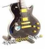 Gitara ACE FREHLEY - GIBSON LES PAUL BLACK - Mini Guitar USA