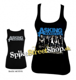 ASKING ALEXANDRIA - Band - Ladies Vest Top