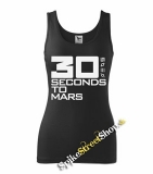 30 SECONDS TO MARS - Big Logo - Ladies Vest Top