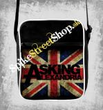 ASKING ALEXANDRIA - UK Flag - retro taška na rameno