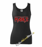 30 SECONDS TO MARS - Iron Maiden Logo - Ladies Vest Top