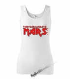 30 SECONDS TO MARS - Iron Maiden Logo - Ladies Vest Top - biele