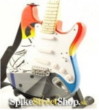 Gitara ERIC CLAPTON - FENDER STRATO.CRASH - Mini Guitar USA
