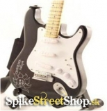 Gitara ERIC CLAPTON - FENDER STRATO. CROSSROADS ANTIGUA - Mini Guitar USA