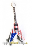 Gitara DAVE MUSTAINE - DEAN Y2K V - Mini Guitar USA