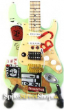 Gitara BILLY JOE ARMSTRONG - FENDER STRATOCASTER - Mini Guitar USA