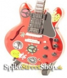 Gitara ALVIN LEE - GIBSON SG-335 - Mini Guitar USA