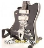 Gitara BILLY GIBBONS - THUNDERBIRD BL.REVERSE JUPITER - Mini Guitar USA