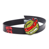 NEW TEENAGE MUTANT NINJA TURTLES - Belt With Raphael Buckle - opasok