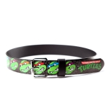 TEENAGE MUTANT NINJA TURTLES - Belt With Printed Faces - opasok