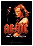 AC/DC - Live At Donington - vlajka