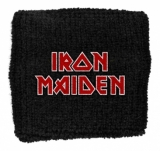 IRON MAIDEN - Red Logo - potítko