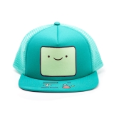 ADVENTURE TIME - Beemo Trucker Snapback - šiltovka