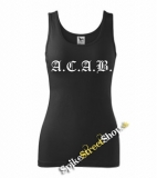 A.C.A.B. - Ladies Vest Top
