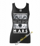 30 SECONDS TO MARS - Wolf - Ladies Vest Top