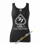FOO FIGHTERS - Logo - Ladies Vest Top