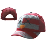 FREAKS AND FRIENDS - Striped Owl Trucker Cap - šiltovka