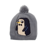 ADVENTURE TIME - Gunter Grey Beanie - zimná čiapka