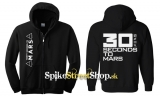 30 SECONDS TO MARS - Big Logo - mikina na zips