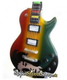 Gitara BOB MARLEY - TRIBUTE GIBSON LES PAUL - Mini Guitar USA