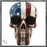 GOTHIC COLLECTION - Uncle Sam 15cm (P8) - lebka