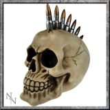 GOTHIC COLLECTION - Bullet 19cm (P6) - lebka