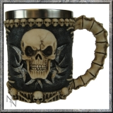 GOTHIC COLLECTION - Blade's Tankard 13.5cm (P6) - krígel