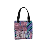 TAKING BACK SUNDAY - Tote Bag - taška cez plece