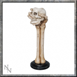 GOTHIC COLLECTION - Grip of Death 36cm (P6) - svietnik