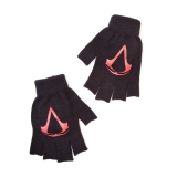 ASSASSINS CREED - Gloves With Logo - rukavice bez prstov