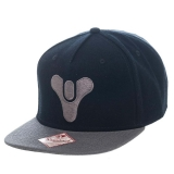 DESTINY - Snapback with Embroided Logo - šiltovka
